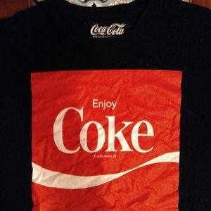 Official Enjoy Coke Shirt